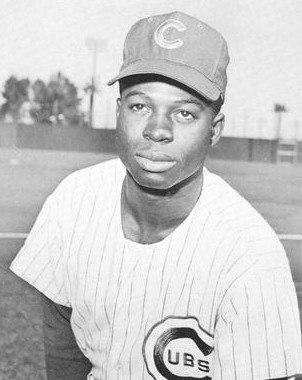 Lou Brock 1964