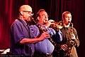 Louis Armstrong Centennial Band at Birdland, New York City (3668879793).jpg