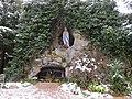 Lourdesgrotte, bei Pensionatstrasse 9, 4810 Gmunden OÖ.jpg