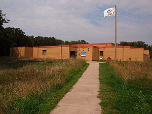 Lower Sioux Agency - The Lower Sioux Agency Interpretive Center