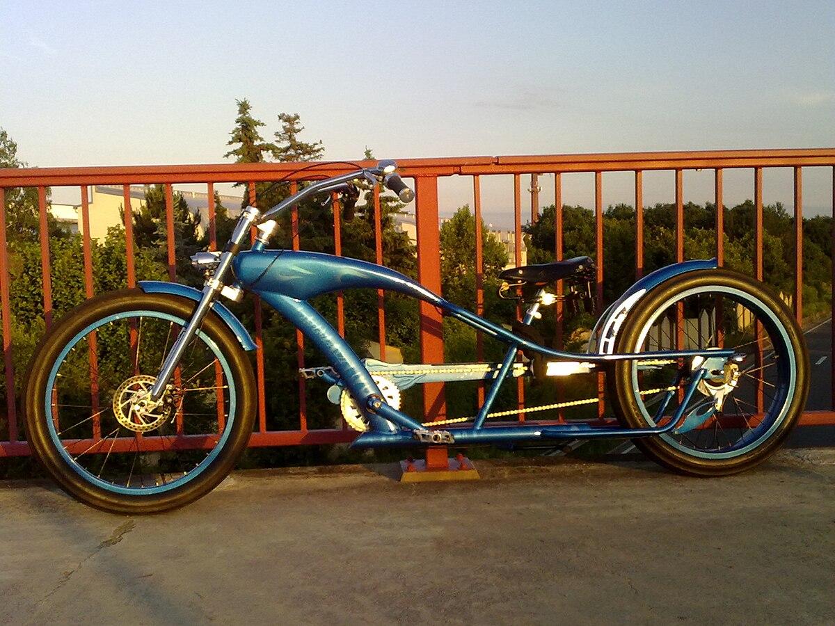 Lowrider (Fahrradtyp) – Wikipedia