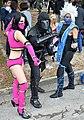 Lucca Comics 2012 MK2.jpg