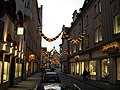 Ludwigstrasse im Advent 08 * Christmas decoration - panoramio.jpg
