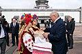 Lukashenko in Zhytomyr (Oct 2019).jpg