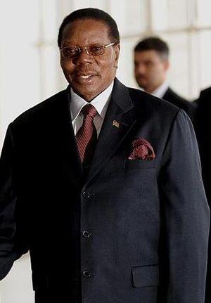 HIV/AIDS in Malawi - Bingu wa Mutharika, third President of Malawi (2004–2012)