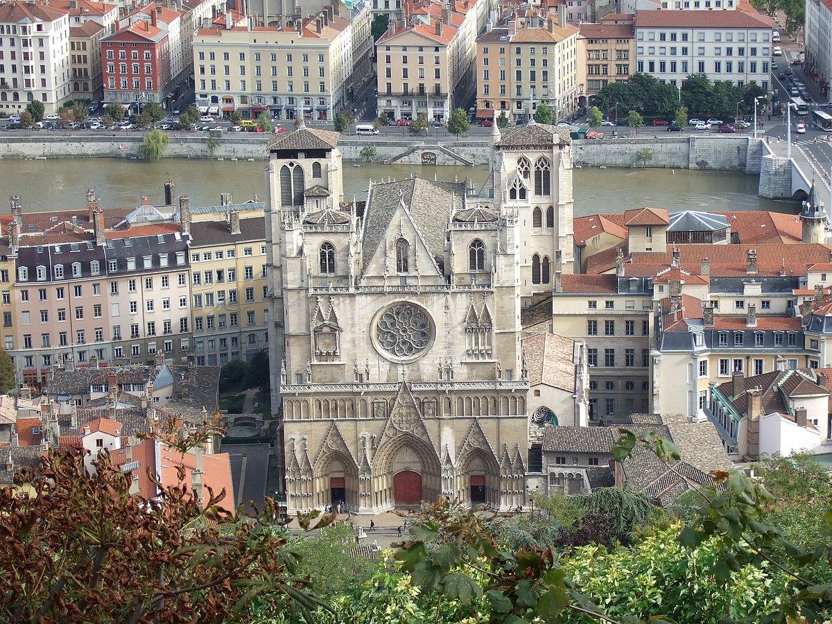 Kathedraal Van Lyon