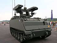 M-113 Ultra IFV Integrated Fire Unit 2