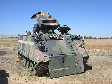 Variants Of The M113 Armored Personnel Carrier