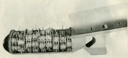 M29 cluster bomb (inside view)