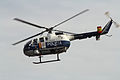MBB Bölkow BO-105 (EC-FNO) del Cuerpo Nacional de Policía de España (14542430037).jpg