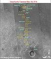 MERB Traverse Map sol819.jpg