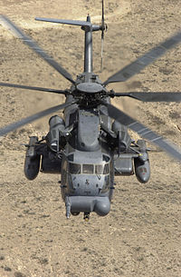 MH-53J Pave Low IIIE harjoituslennolla