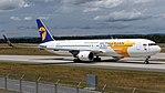 MIAT Mongolian Airlines Boeing 767-300ER (JU-1021) at Frankfurt Airport.jpg