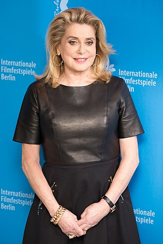Catherine Deneuve - Catherine Deneuve at the 2017 Berlin Film Festival