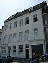 maastricht - rijksmonument 27086 - van hasseltkade 15-14 20100710