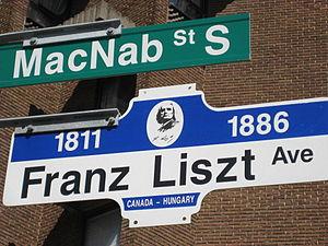 MacNab Street (Hamilton, Ontario) - Image: Mac Nab Street Hamilton A