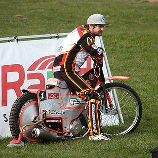 Mads Korneliussen Danish speedway rider