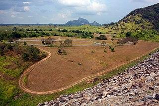 Maduru Oya Dam Dam in Eastern Province