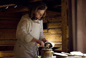 Fäviken - Chef Magnus Nilsson at Fäviken