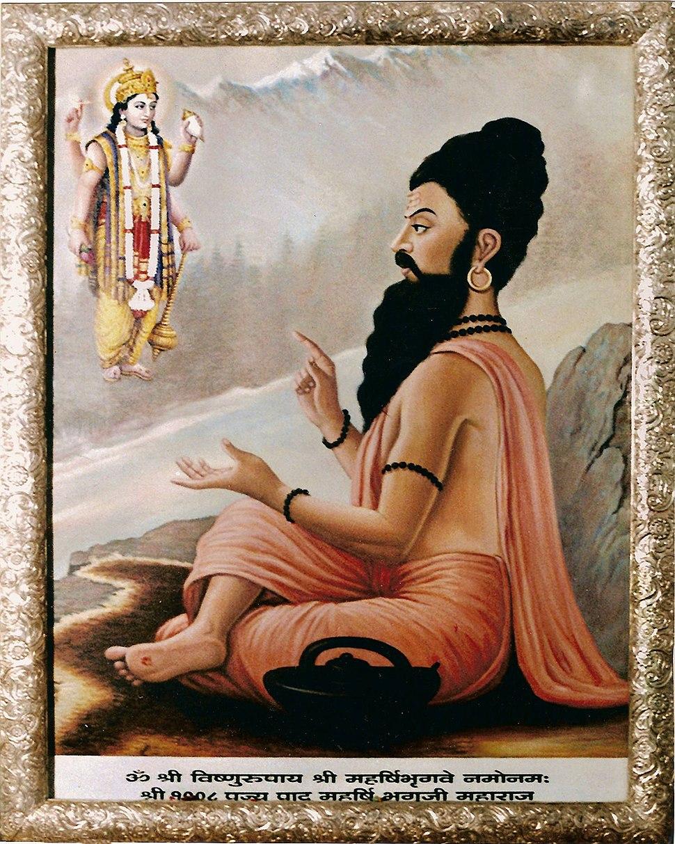 Maharishi Bhrighuji