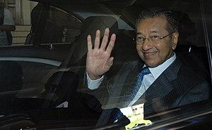 Mahathir after a V.!  K. Linga m trial