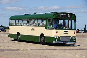 Maidstone & District bus 2816 (OKO 816G), 2010 North Weald bus rally (2).jpg