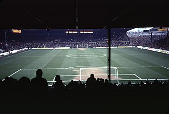 Athletic Bilbao in European football - The club lost 3–0 to Manchester City at Maine Road in 1969