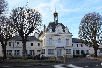 Comment aller à Bry Sur Marne en transport en commun - A propos de cet endroit