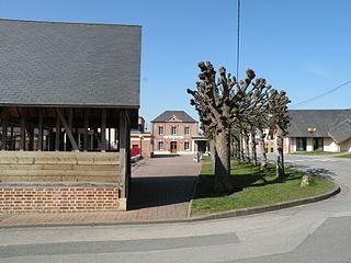 Rochy-Condé Commune in Hauts-de-France, France