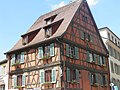 Maison (1 rue du Rempart) -Colmar-.jpg