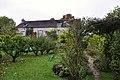 Maison de Stéphane Mallarmé à Vulaines sur Seine vue depuis le verger.jpg