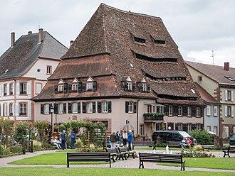 Wissembourg - Maison du sel Wissembourg