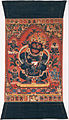 Maker unknown, Central Tibetan - Mahakala, Protector of the Tent - Google Art Project.jpg