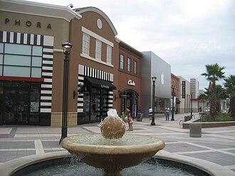 Mall of Louisiana - The Boulevard, a new extension to the Mall of Louisiana