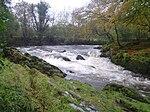 Mallwyd waterfalls - 2006-10-28.jpg