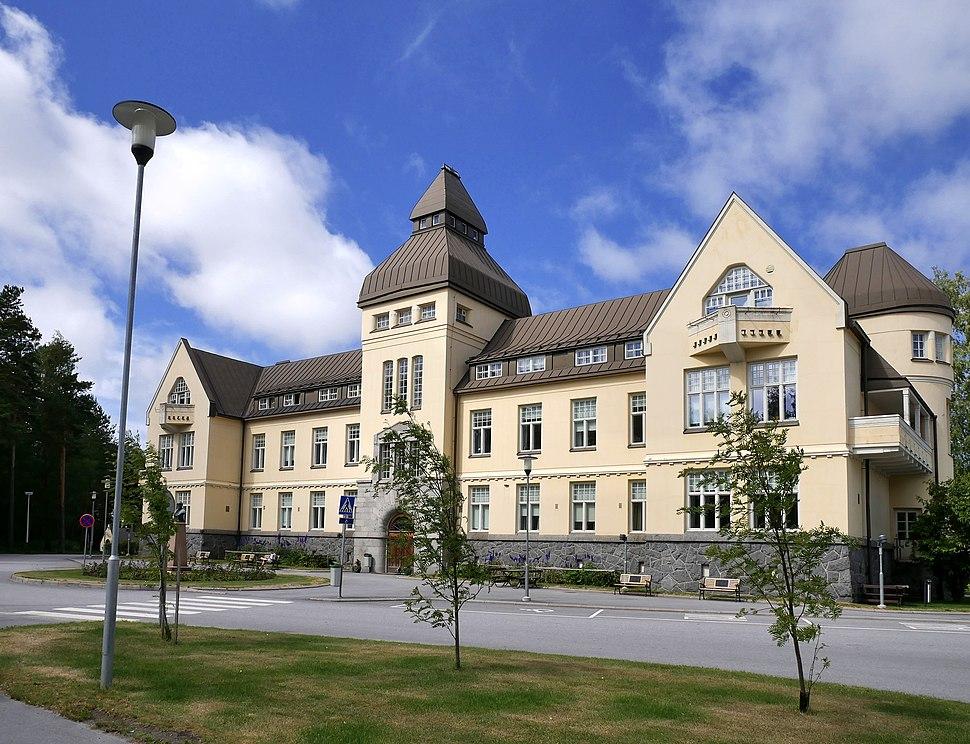 Malmska hospital 20180705