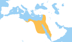Mamluk Sultanate of Egypt, c. 1279.
