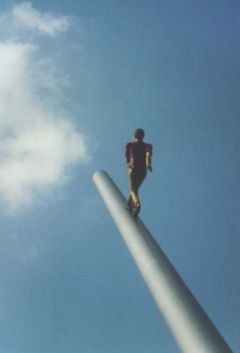 Man walking to the sky Jonathan Borowsky.jpg