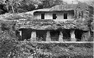 Udayagiri and Khandagiri Caves - Manchapuri cave