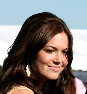 Mandy Moore - Moore in August 2007