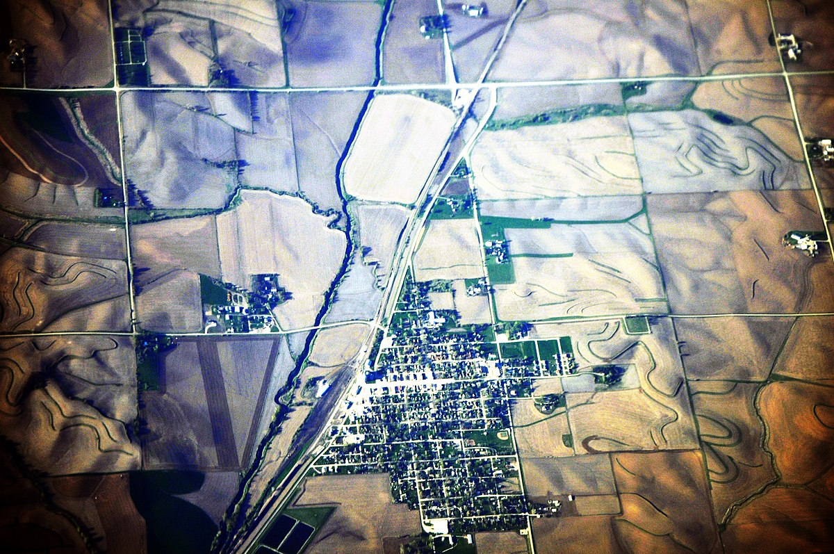 Image Result For Aerial View Of