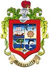 Official seal of Manzanillo, Colima