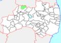 Map.Atsushiokano-Vill.Fukushima.PNG