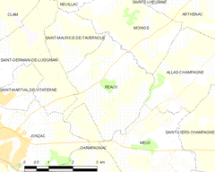 Map commune FR insee code 17295.png