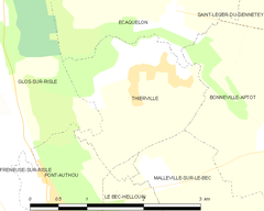 Map commune FR insee code 27631.png