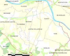 Map commune FR insee code 33254.png