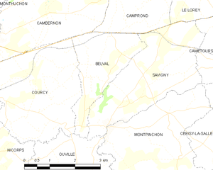 Map commune FR insee code 50044.png