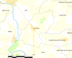 Map commune FR insee code 53078.png