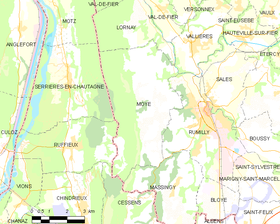 Map commune FR insee code 74192.png