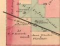 Map of Waldwic Plantation, Gallion, Hale County, Alabama.png